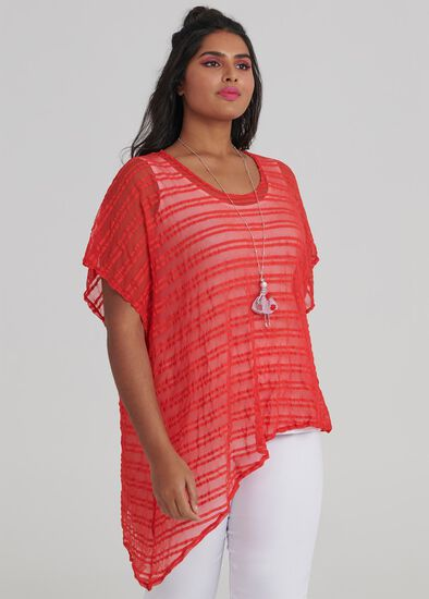 Sienna Stripe Top