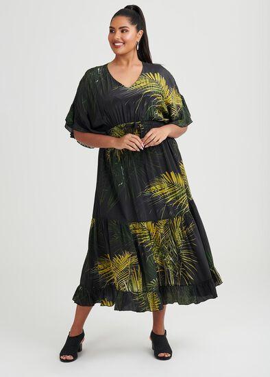 Expose Maxi Dress
