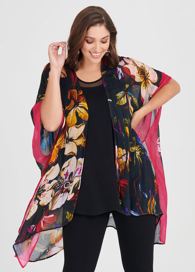 Evening Bloom Cape
