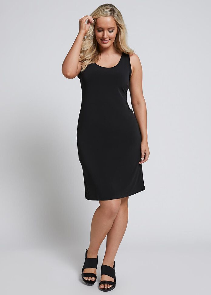 Luna Faithful Slip Dress, , hi-res