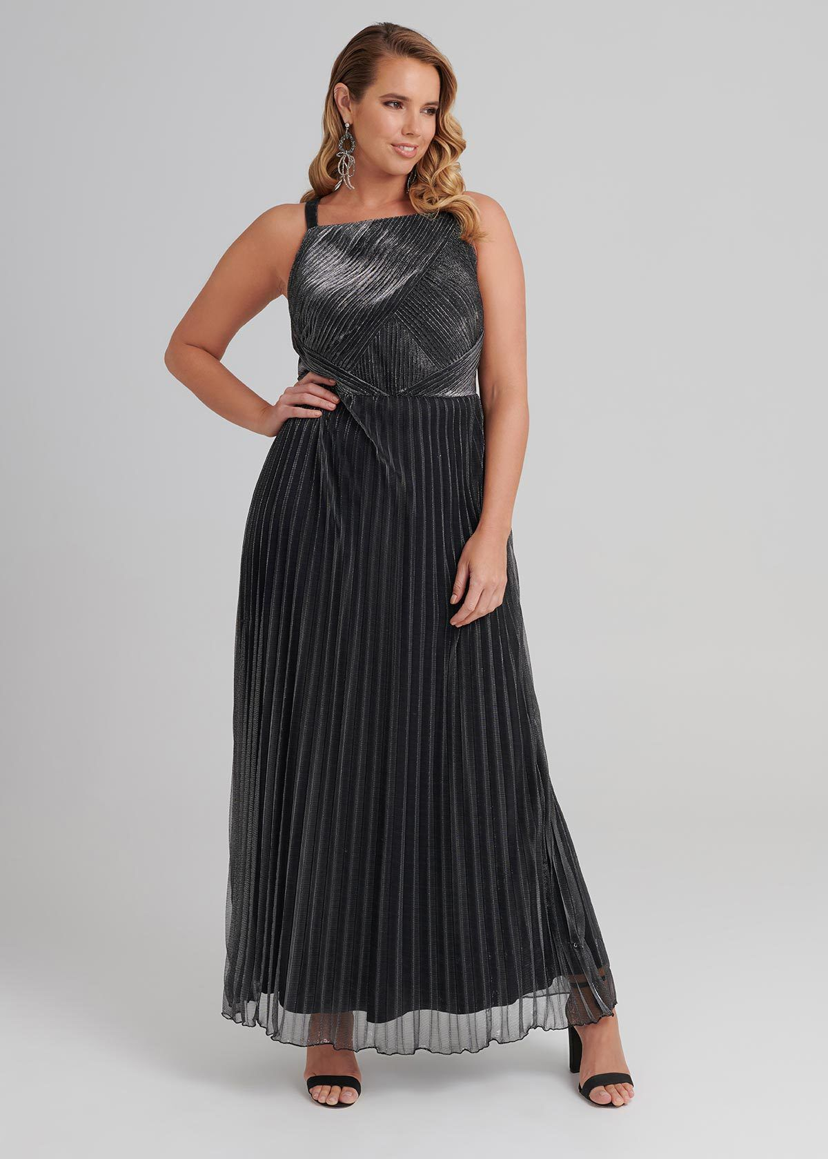 Staying Alive Maxi Dress