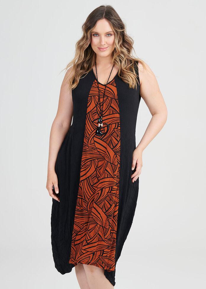 Art Deco Dress, , hi-res