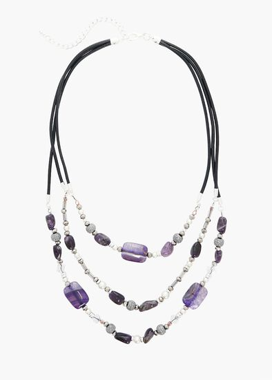 Pragmatic Stone Necklace
