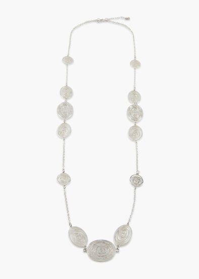 Hidden Crystal Necklace