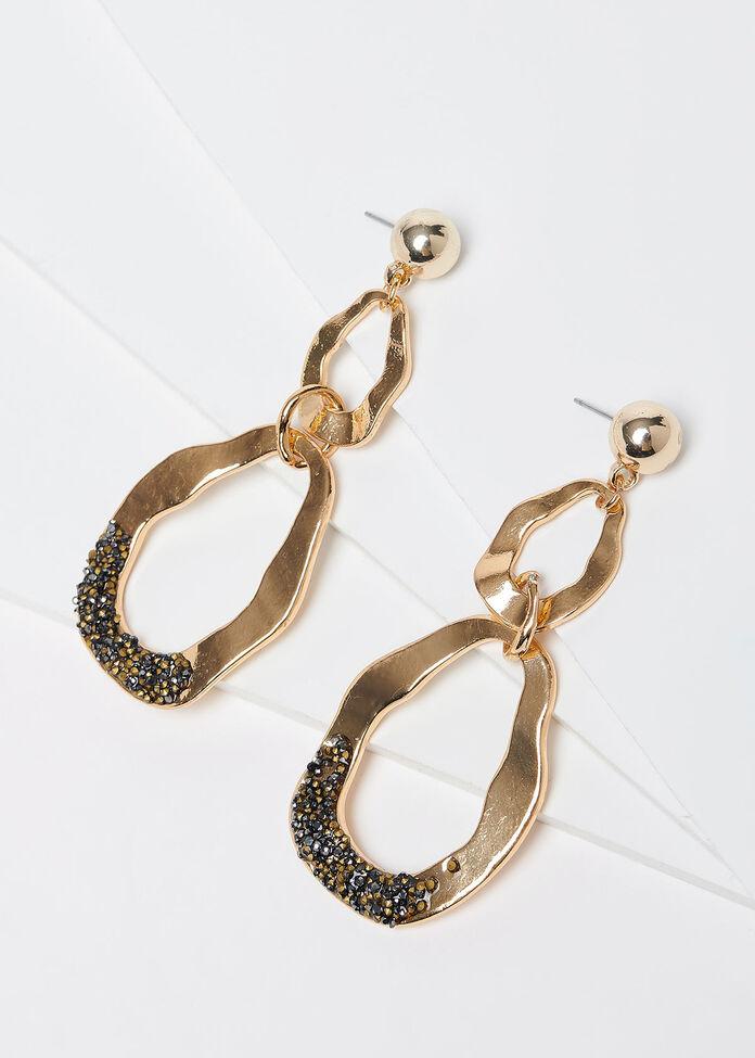 Rustic Link Earring, , hi-res