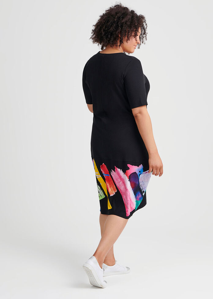 Modern Muse Dress, , hi-res
