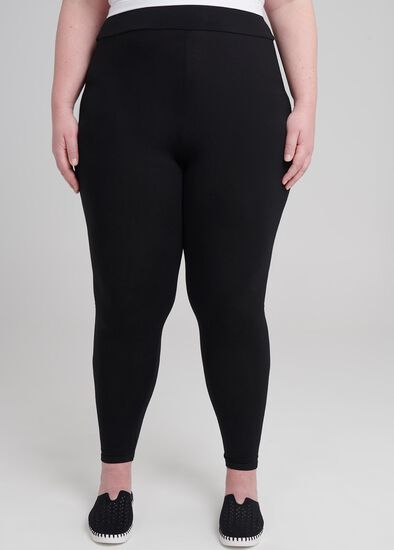 Tall Bamboo F/length Legging