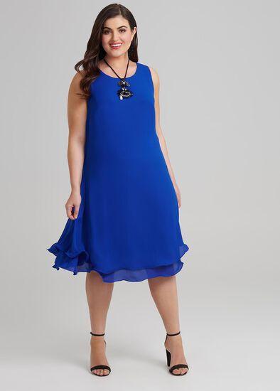 Calypso Cocktail Dress