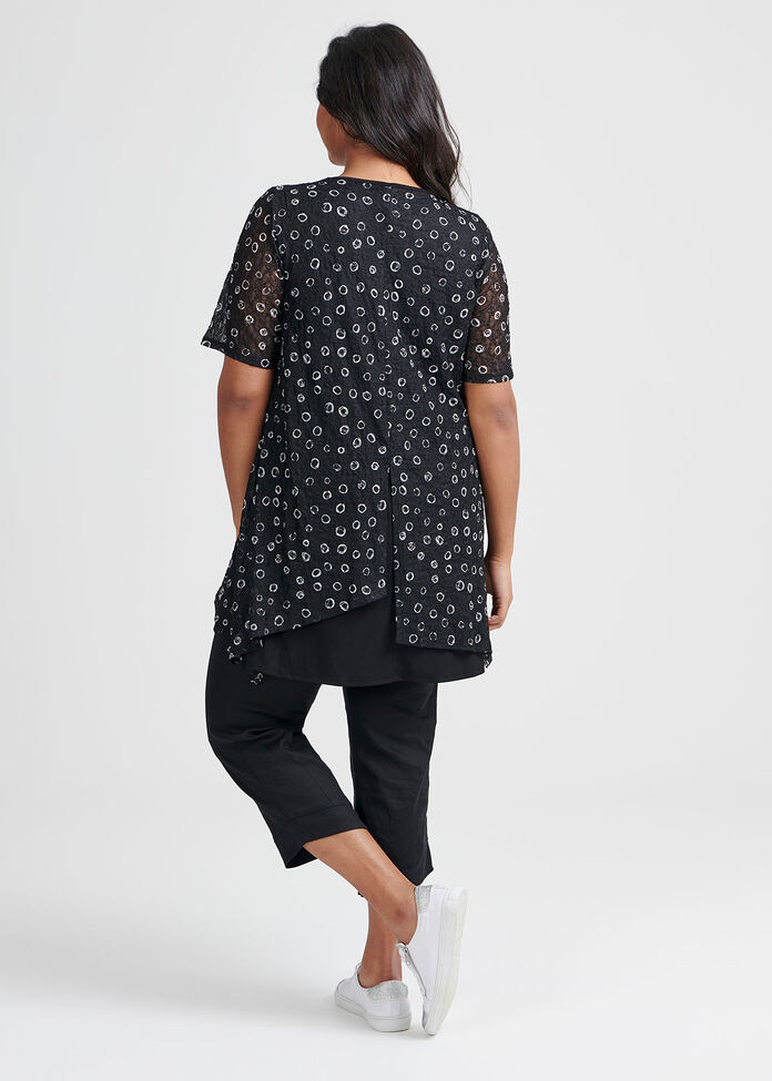Seeing Spots Tunic, , hi-res