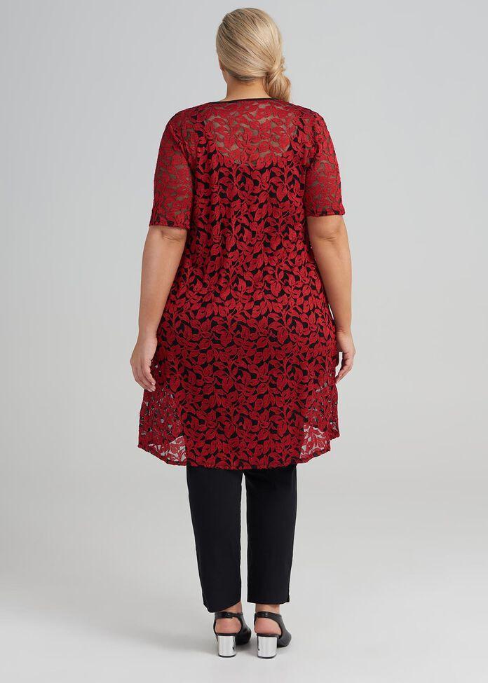 Harmony Lace Tunic, , hi-res