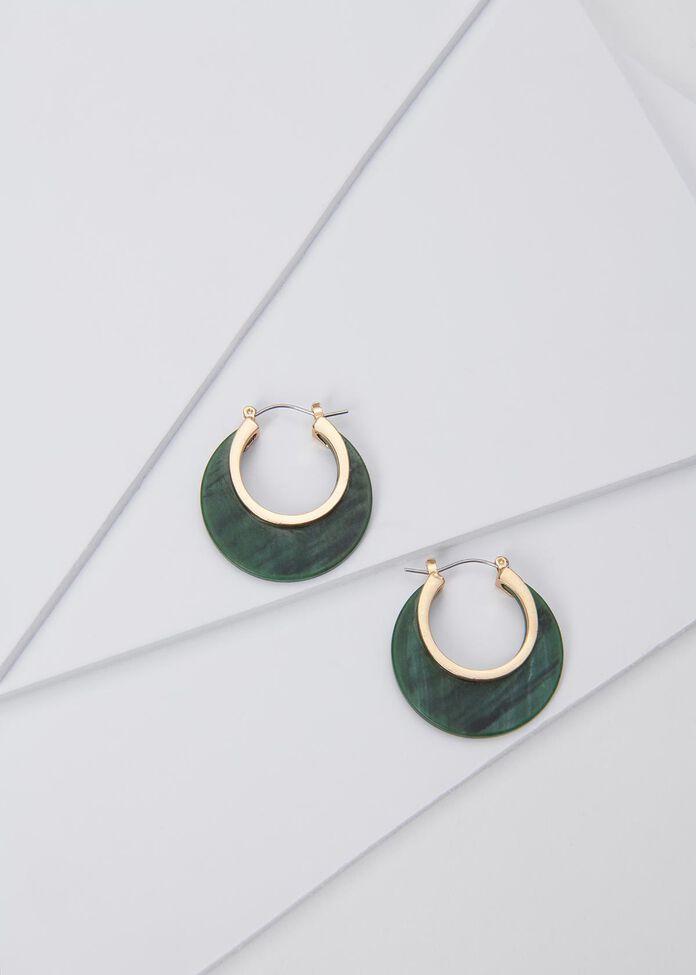 Azure Snug Earrings, , hi-res