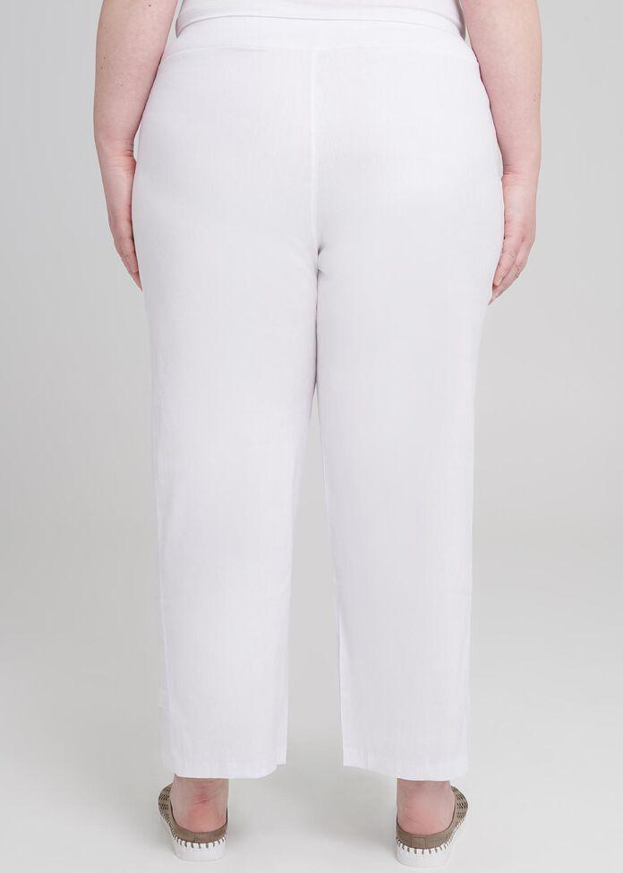 Tall Linen Sonoma Pant, , hi-res