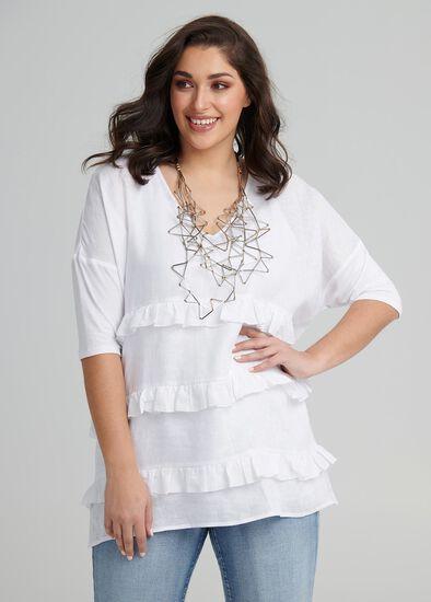 Linen Salma Tunic