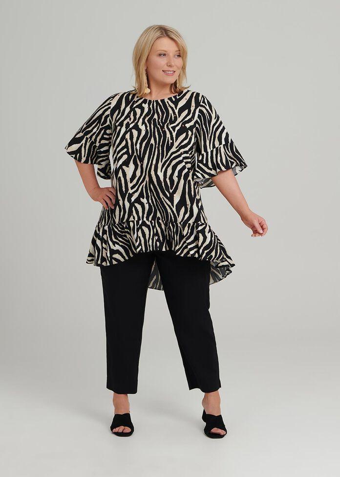 Petite Zebra Tunic, , hi-res