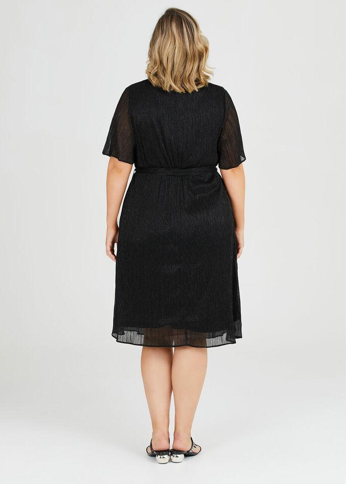 Roulette Shimmer Party Dress, , hi-res