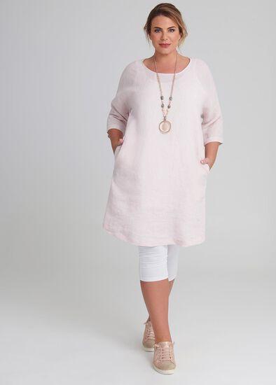 Sonoma Linen Dress