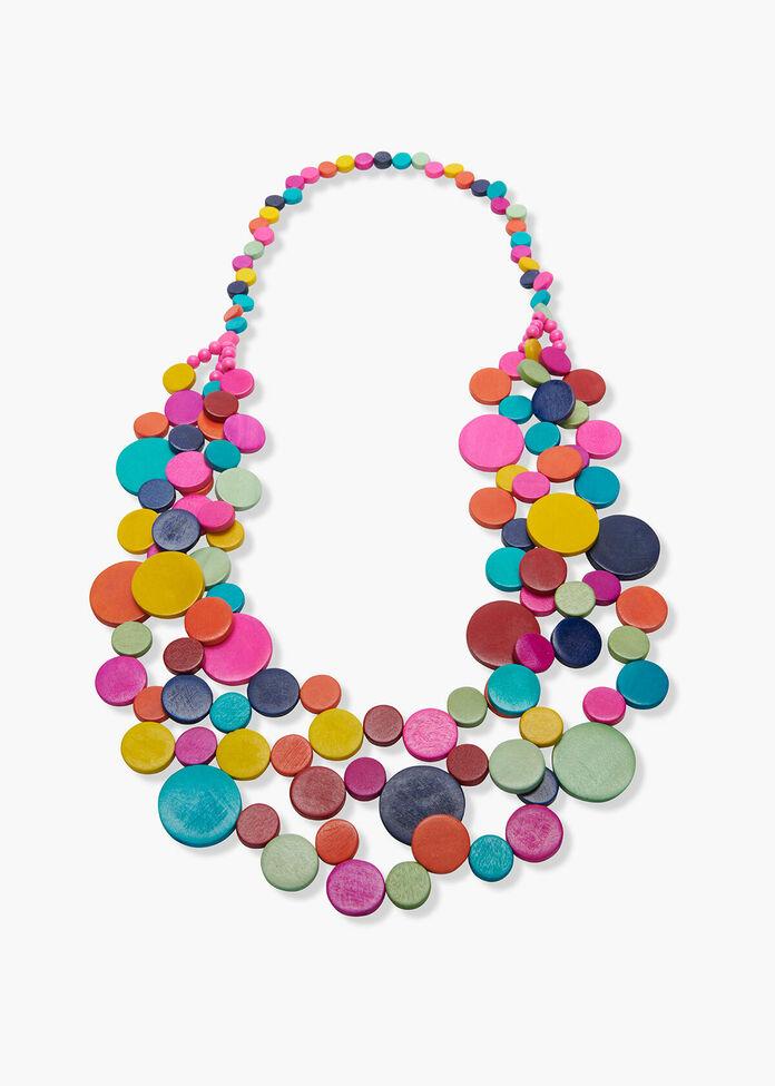 Confetti Necklace, , hi-res