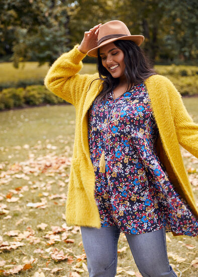 Fall Brights Outfit