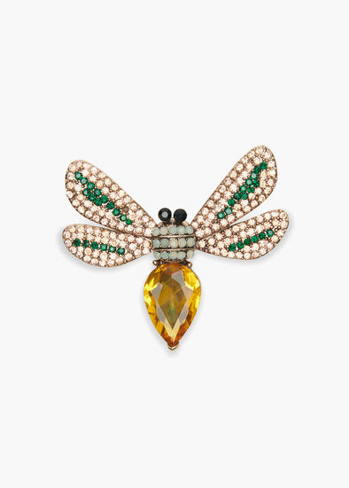 Busy Bee Brooch