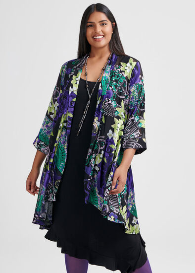 Madame Butterfly Cardi