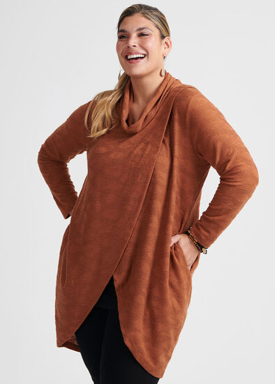 In To The Waves Tunic