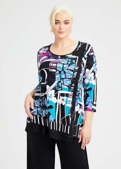 Natural Forget Me Not Top