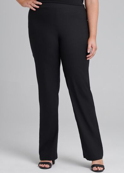 Tall Editorial Straight Pant