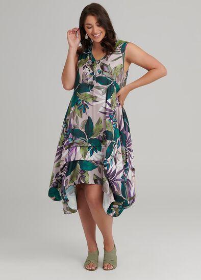 Wild Flower Dress