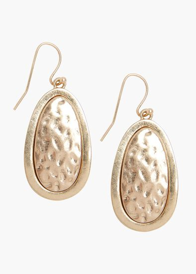 Russet Drop Earrings