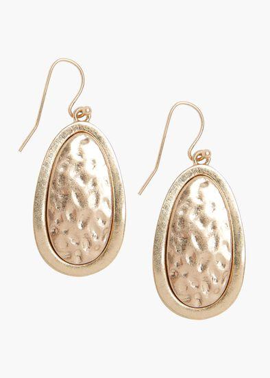 Russet Drop Earrings