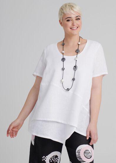 Sonoma Linen Tunic