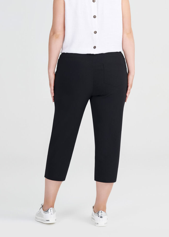 Expose Crop Pant, , hi-res