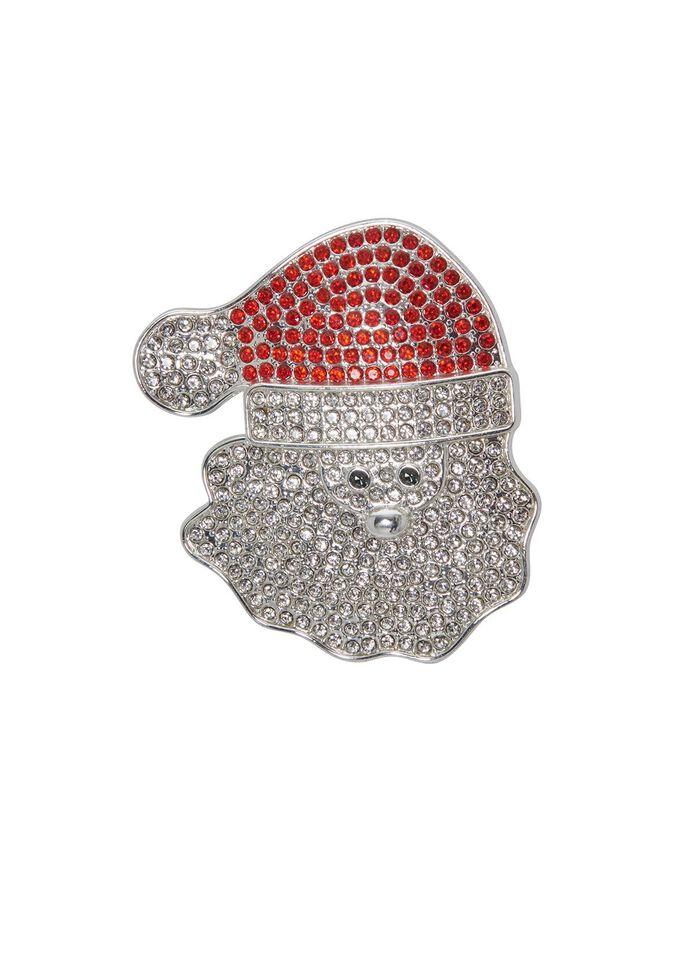 Santa Baby Brooch, , hi-res