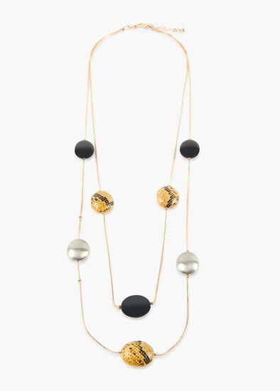 Medusa Layered Necklace
