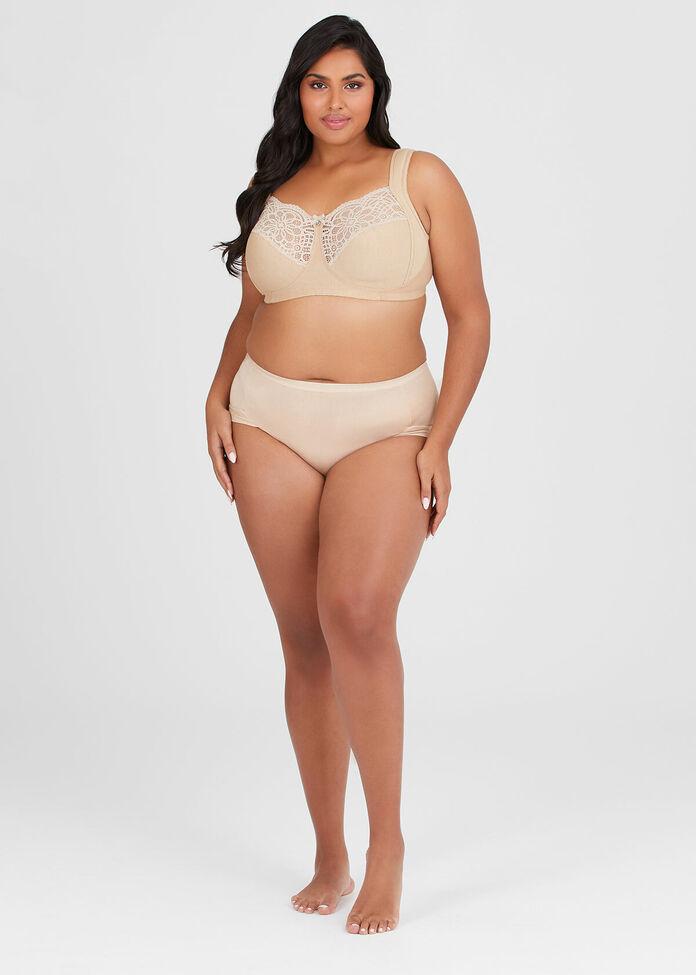 Wirefree Super Comfort Bra Size 14-18, , hi-res