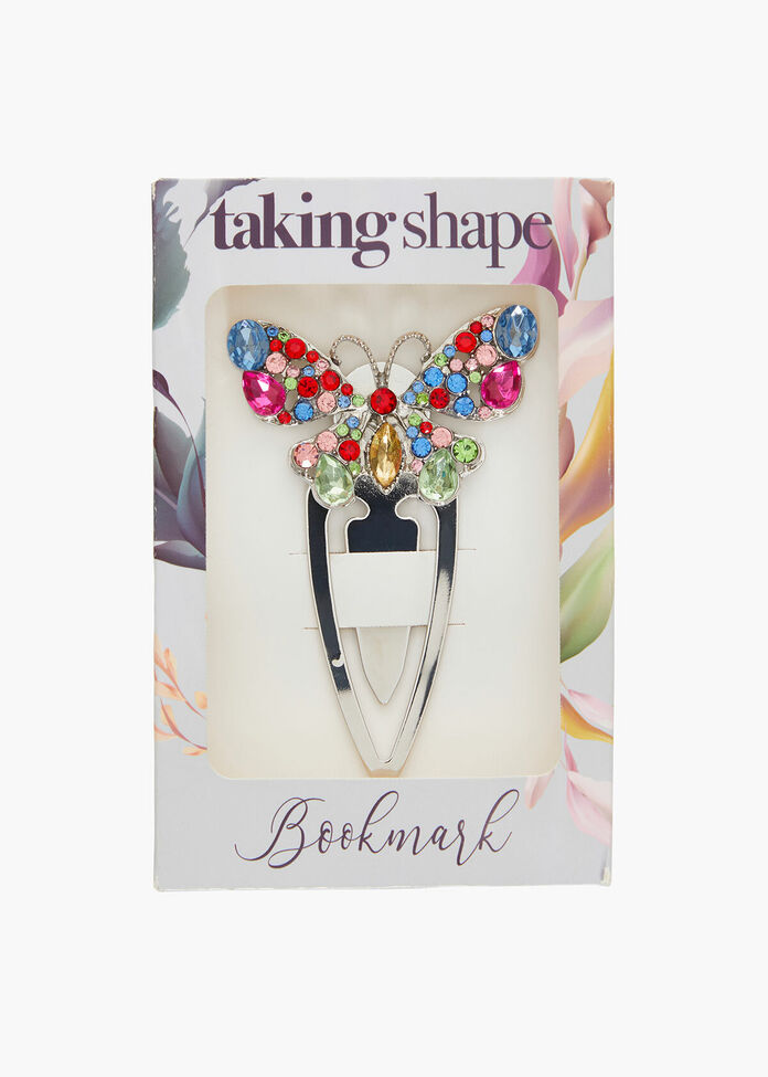 Butterfly Bookmark, , hi-res