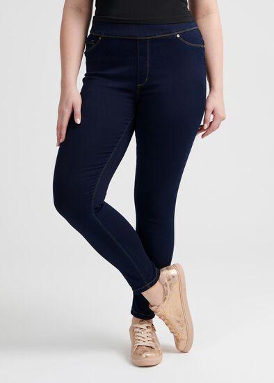 Curvilicious Jean