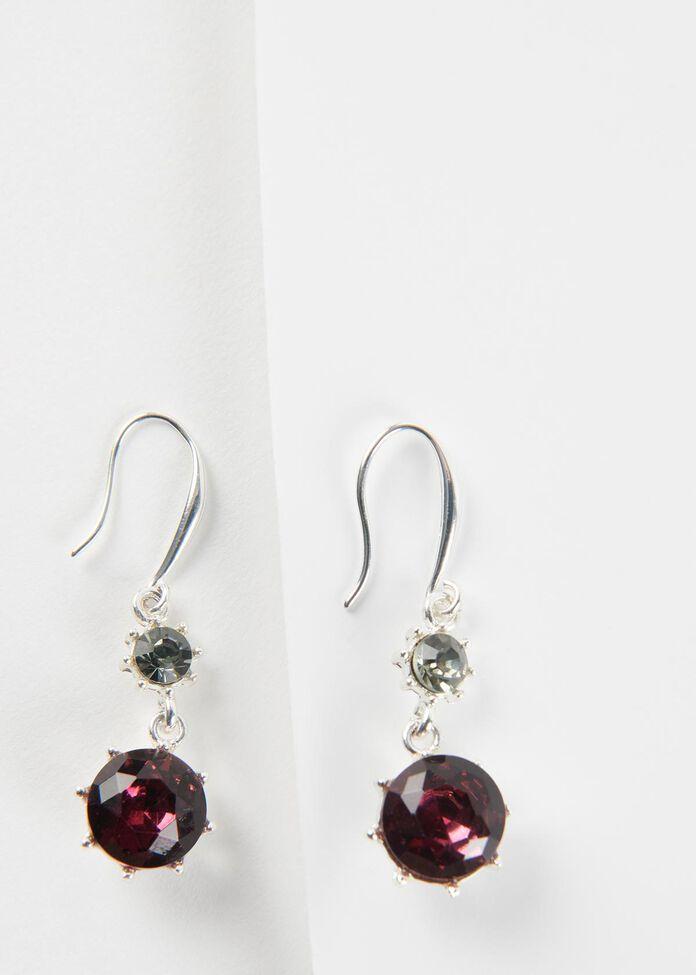 Pretty Ice Earrings, , hi-res