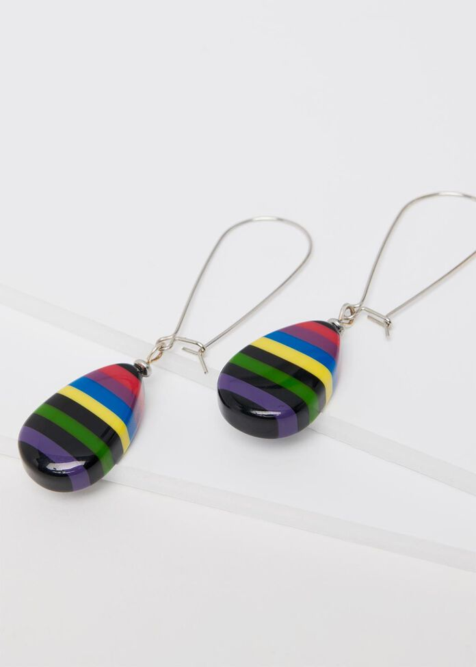 Band Together Earrings, , hi-res