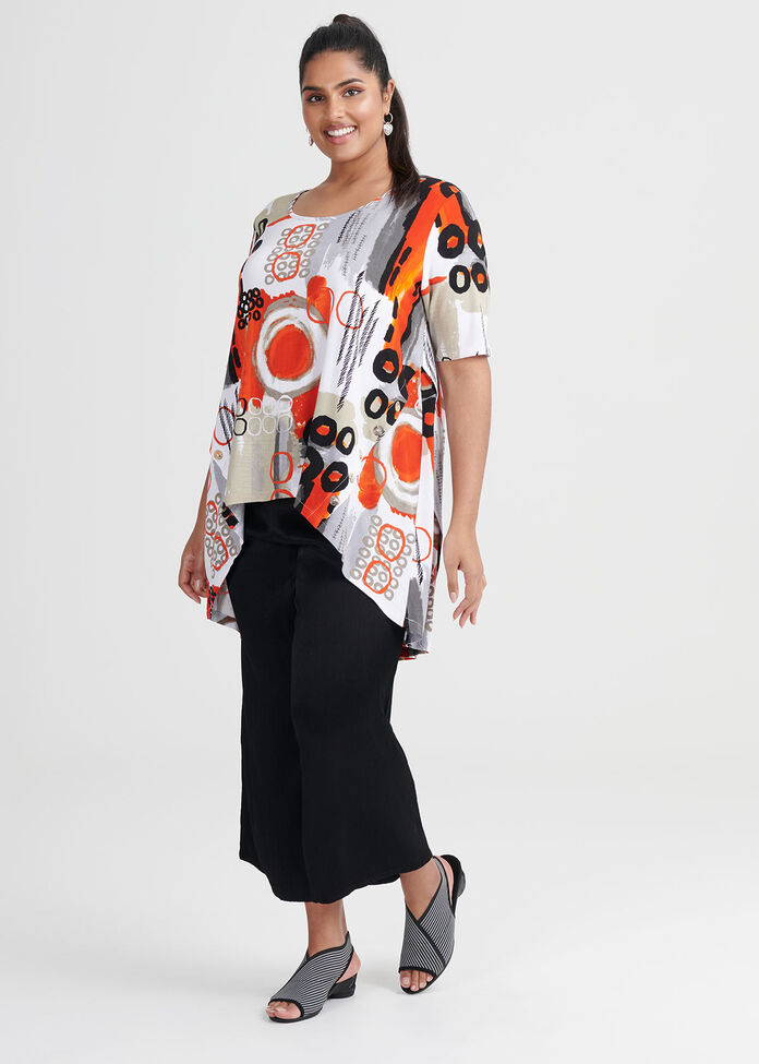 Sonoran Viscose Tunic, , hi-res