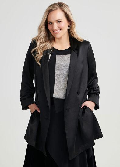 Marlene Tuxedo Jacket