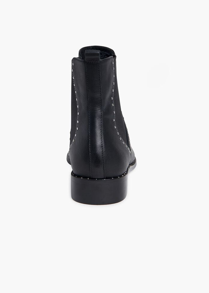 Sophie Stud Leather Boot, , hi-res