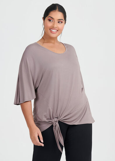 Bamboo Angelique Knot Top