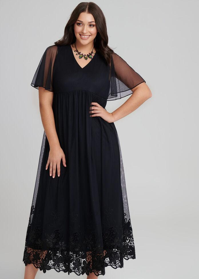 Edge Of Love Dress, , hi-res