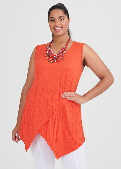 Bamboo Sea Breeze Tunic