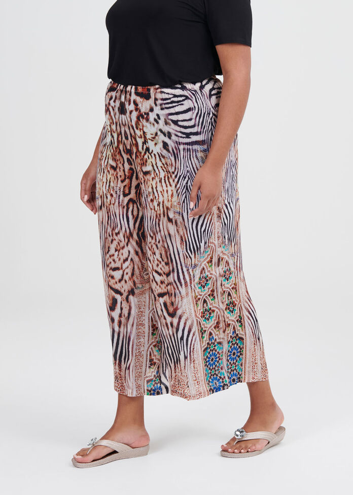 Wild Side Viscose Pant, , hi-res