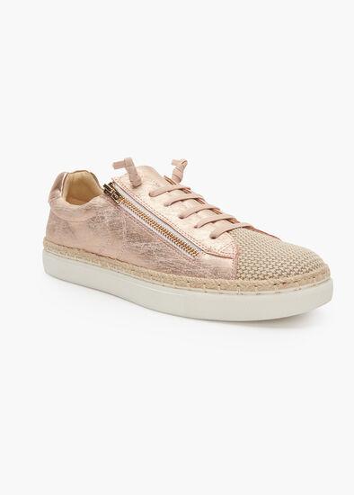 Ellie Rope Trim Sneaker