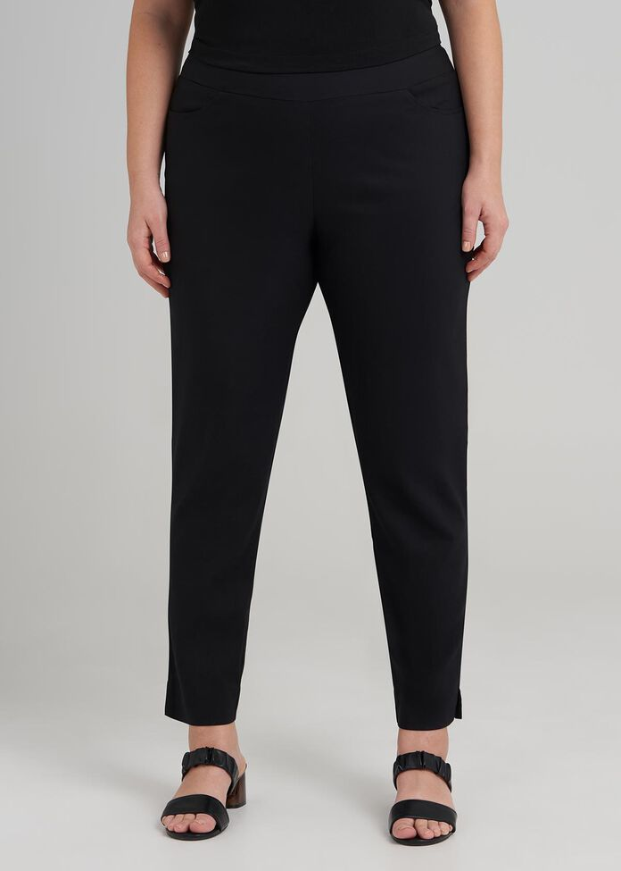 Editorial Slim Pant, , hi-res