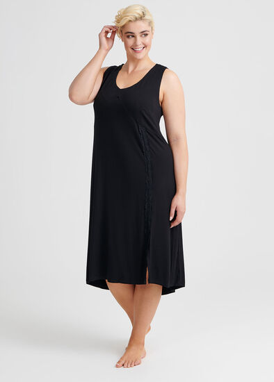 Bamboo Night Nightie