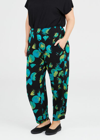 Ombre Spot Bamboo Pant